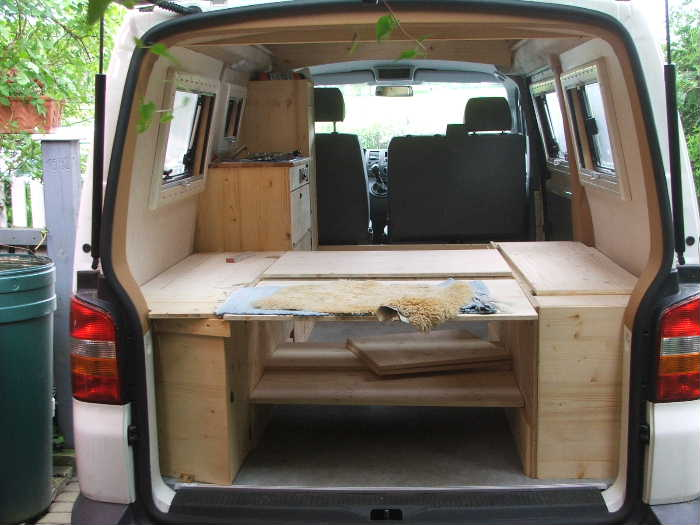 vw t5 im sauberen ausbau wohnmobil forum. Black Bedroom Furniture Sets. Home Design Ideas